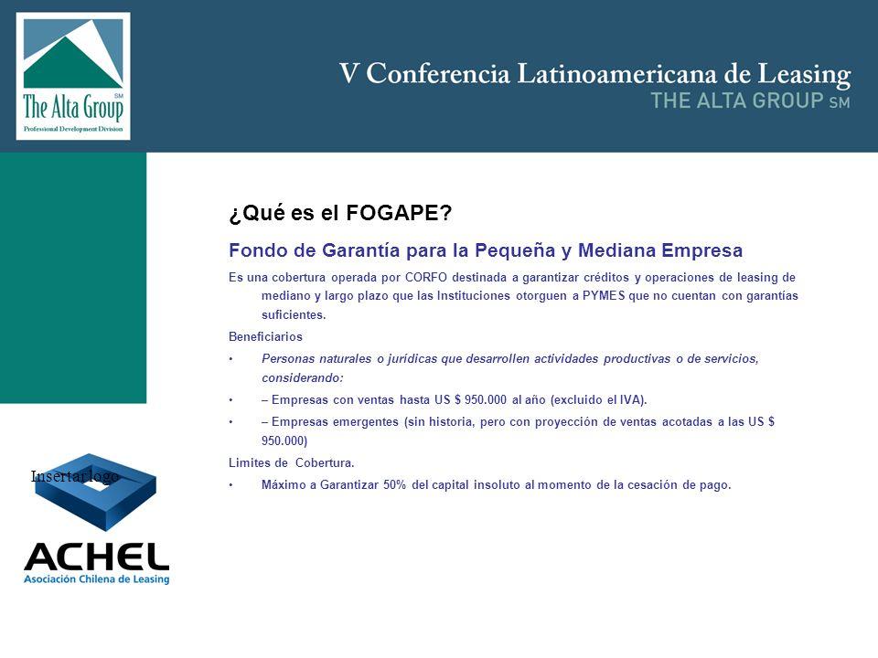 ¿Qué es el FOGAPE Fondo de Garantía para la Pequeña y Mediana Empresa