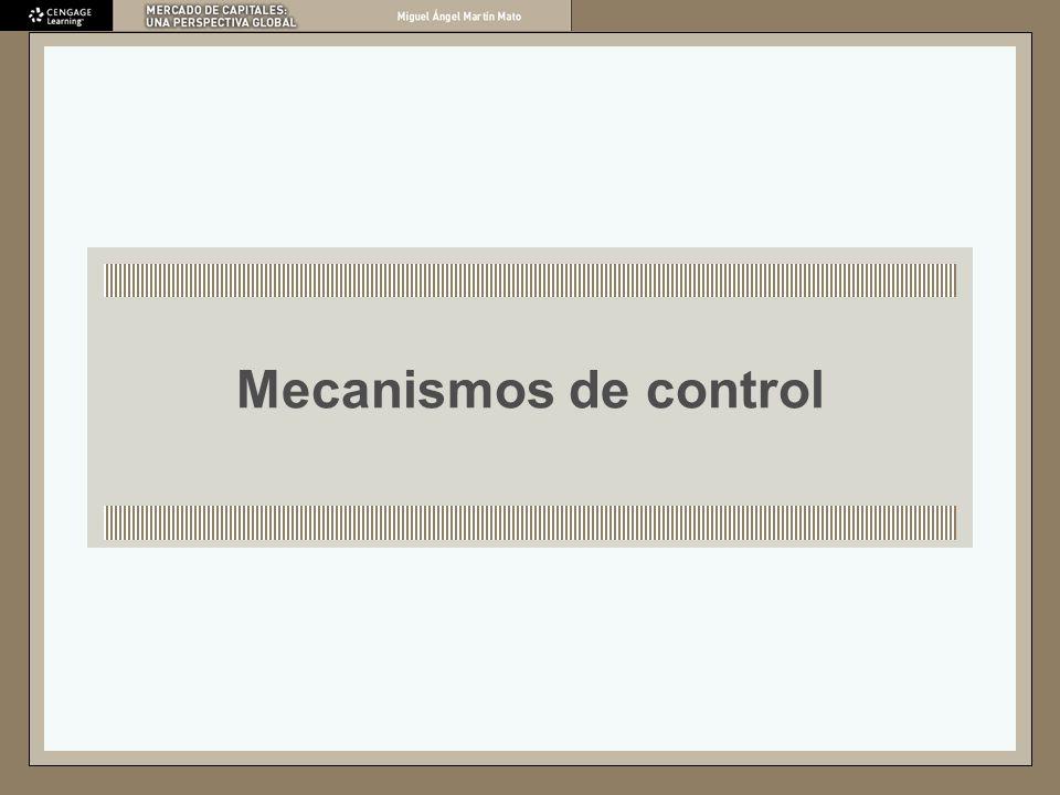 Mecanismos de control 12 12