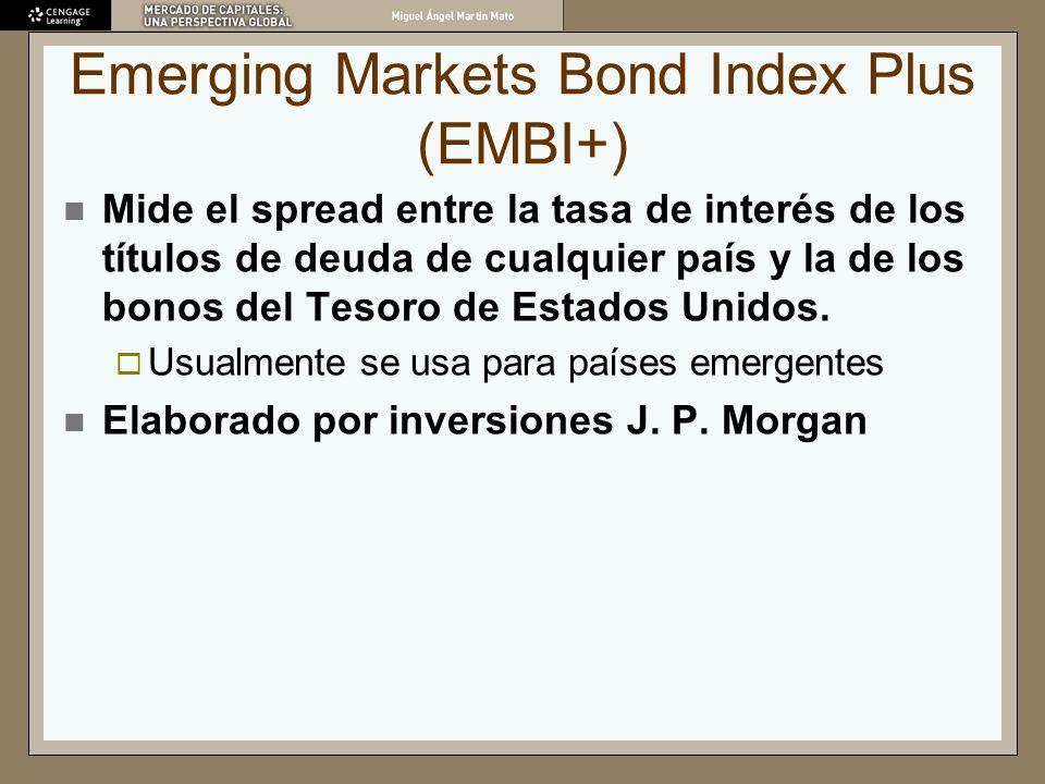 Emerging Markets Bond Index Plus (EMBI+)