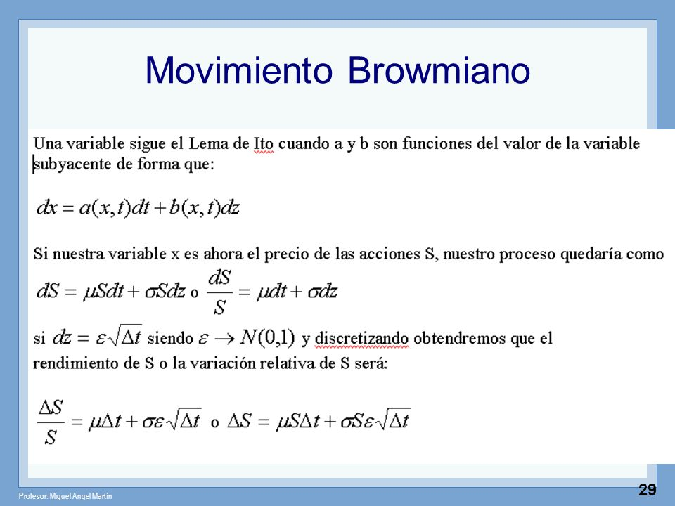 Movimiento Browmiano