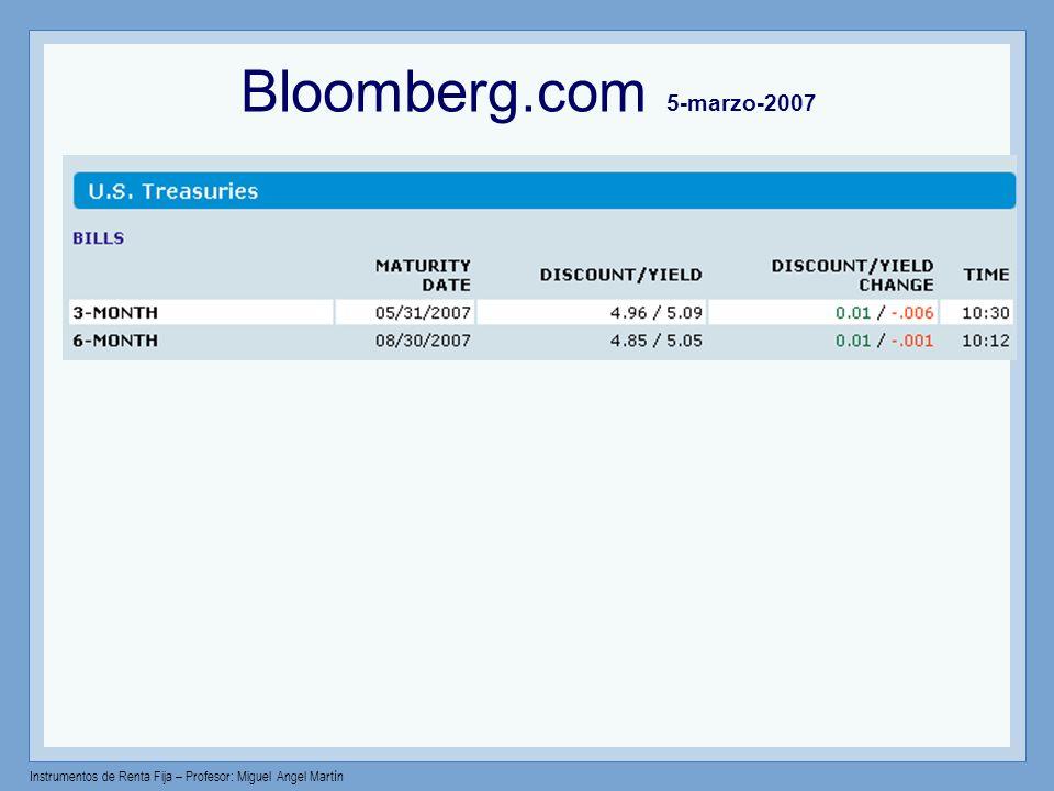 Bloomberg.com 5-marzo-2007
