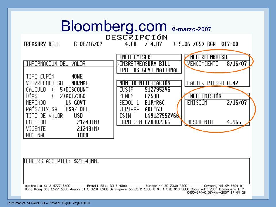 Bloomberg.com 6-marzo-2007