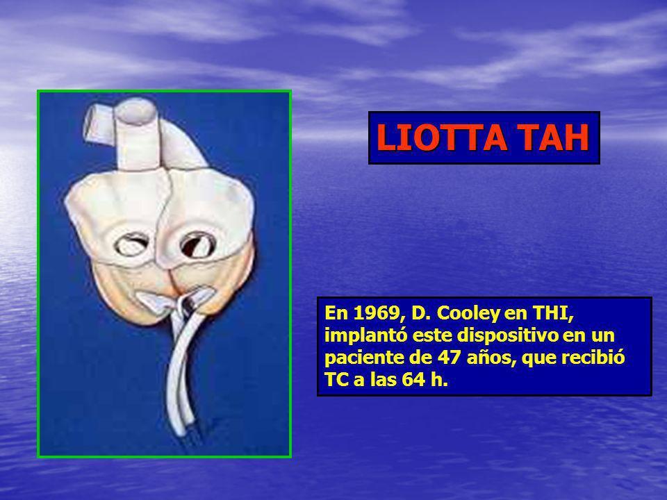LIOTTA TAH En 1969, D.