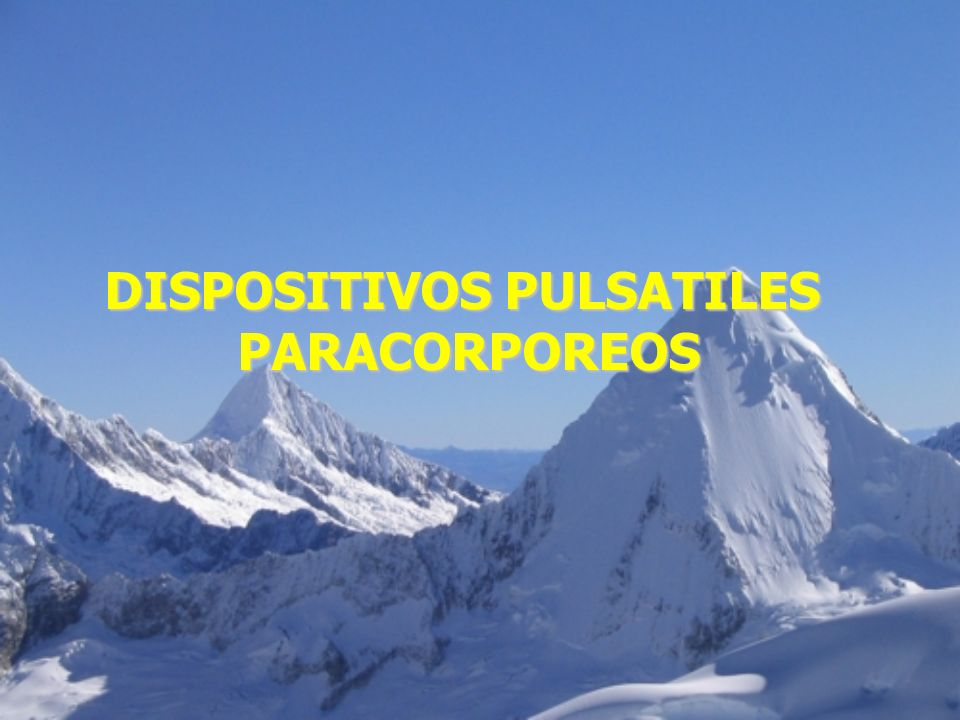 DISPOSITIVOS PULSATILES