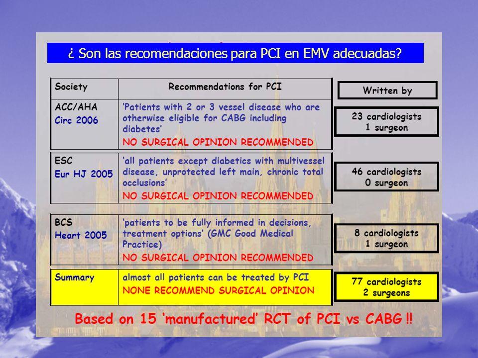 ¿ Son las recomendaciones para PCI en EMV adecuadas