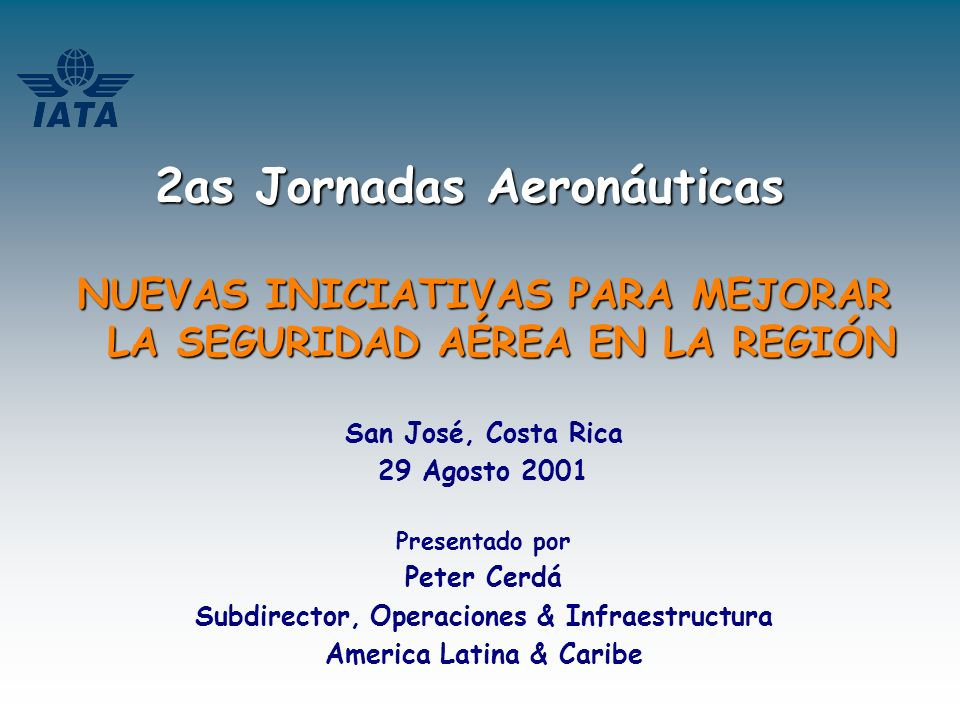 2as Jornadas Aeronáuticas