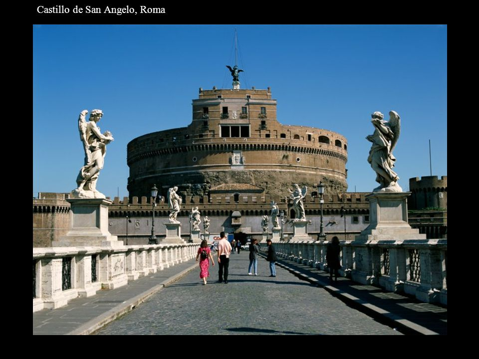 Castillo de San Angelo, Roma