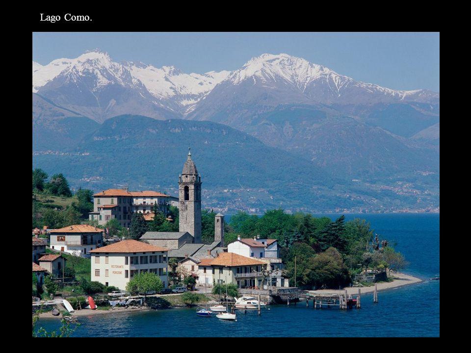 Lago Como.