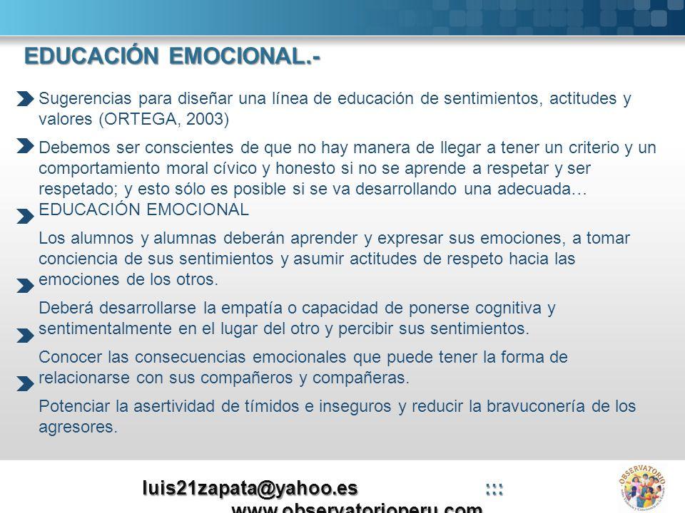 luis21zapata@yahoo.es ::: www.observatorioperu.com