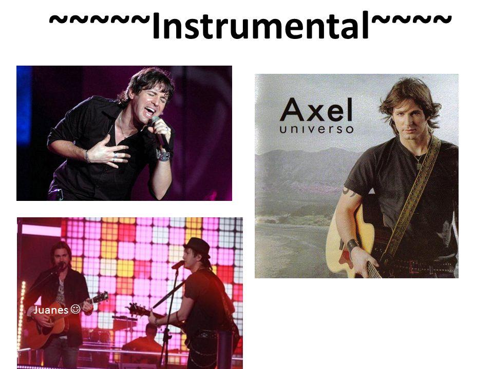 ~~~~~Instrumental~~~~