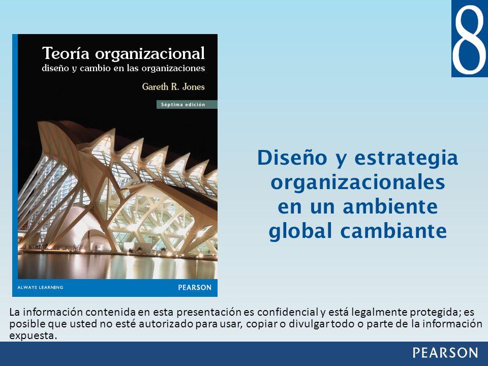 Diseño y estrategia organizacionales en un ambiente global cambiante
