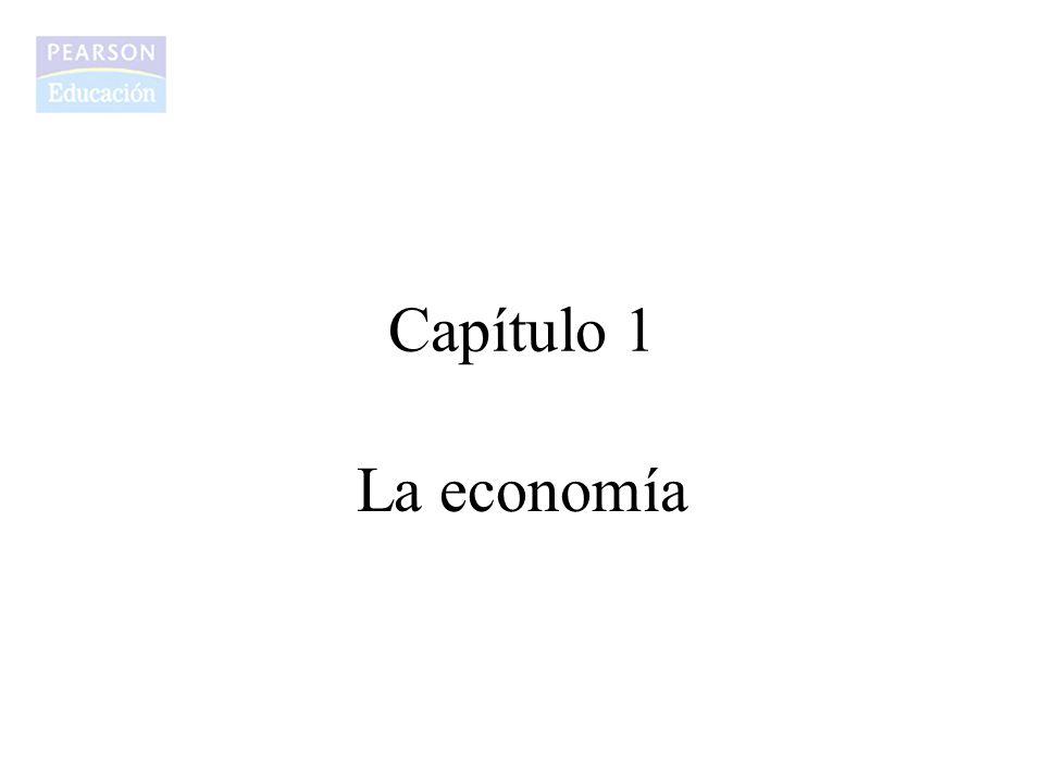 Capítulo 1 La economía
