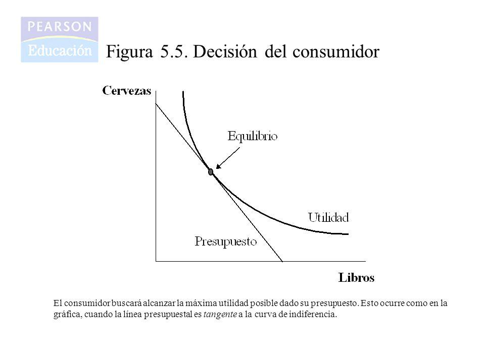 Figura 5.5. Decisión del consumidor