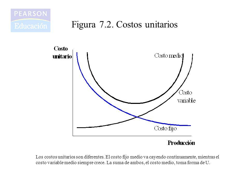 Figura 7.2. Costos unitarios