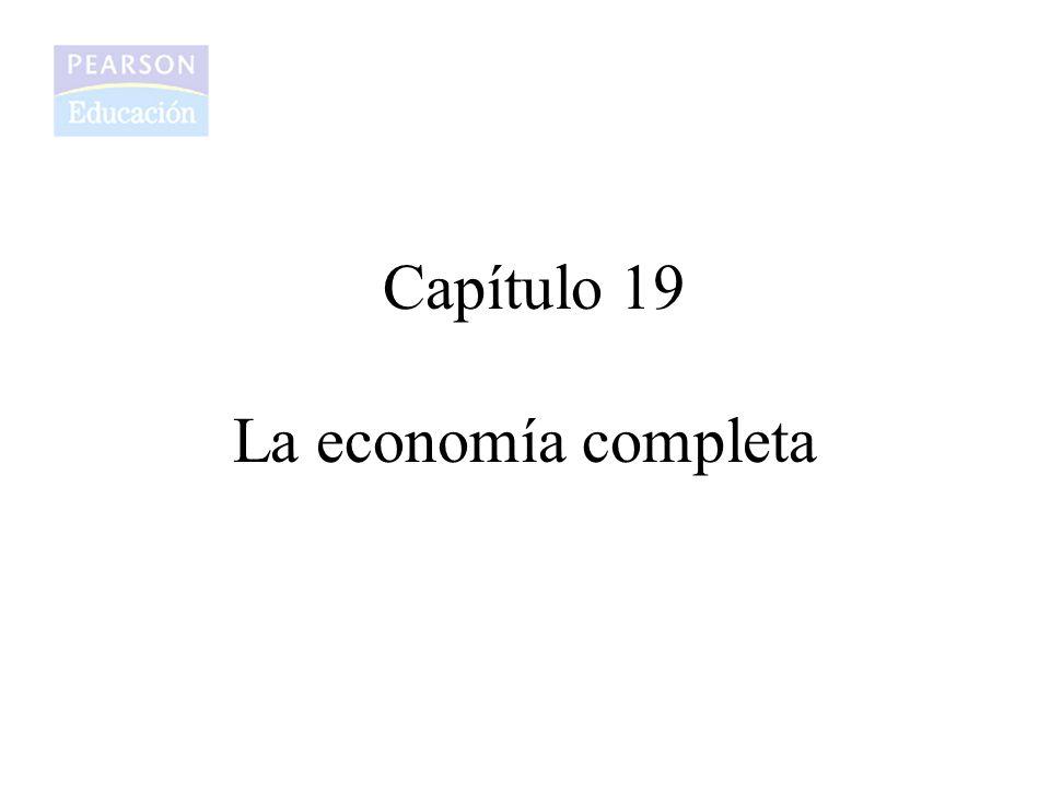 Capítulo 19 La economía completa