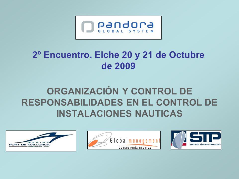 2º Encuentro. Elche 20 y 21 de Octubre de 2009