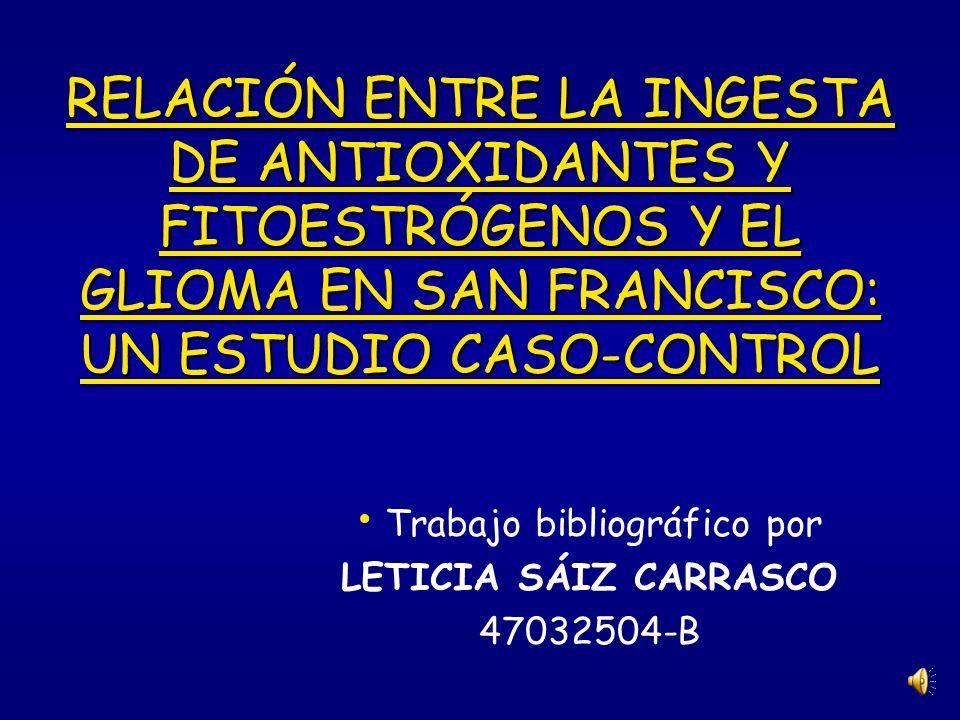 Trabajo bibliográfico por LETICIA SÁIZ CARRASCO 47032504-B