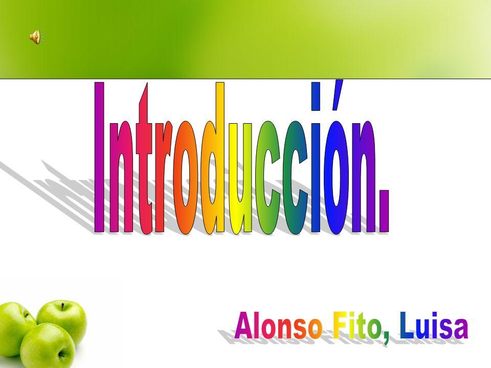 Introducción. Alonso Fito, Luisa