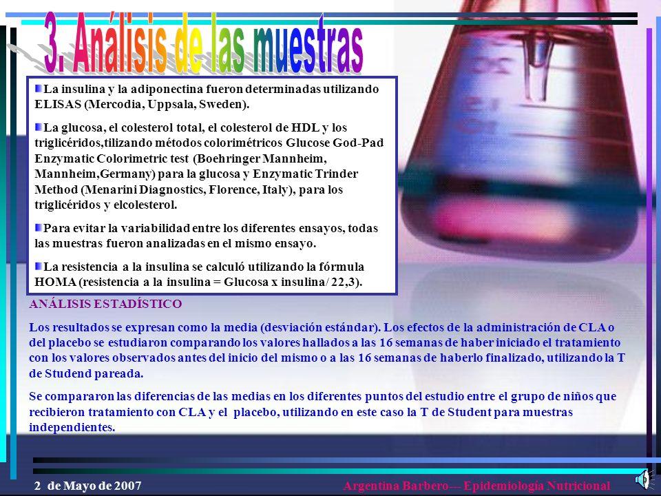 Argentina Barbero--- Epidemiología Nutricional