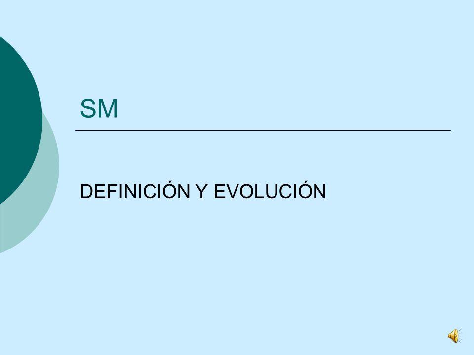DEFINICIÓN Y EVOLUCIÓN