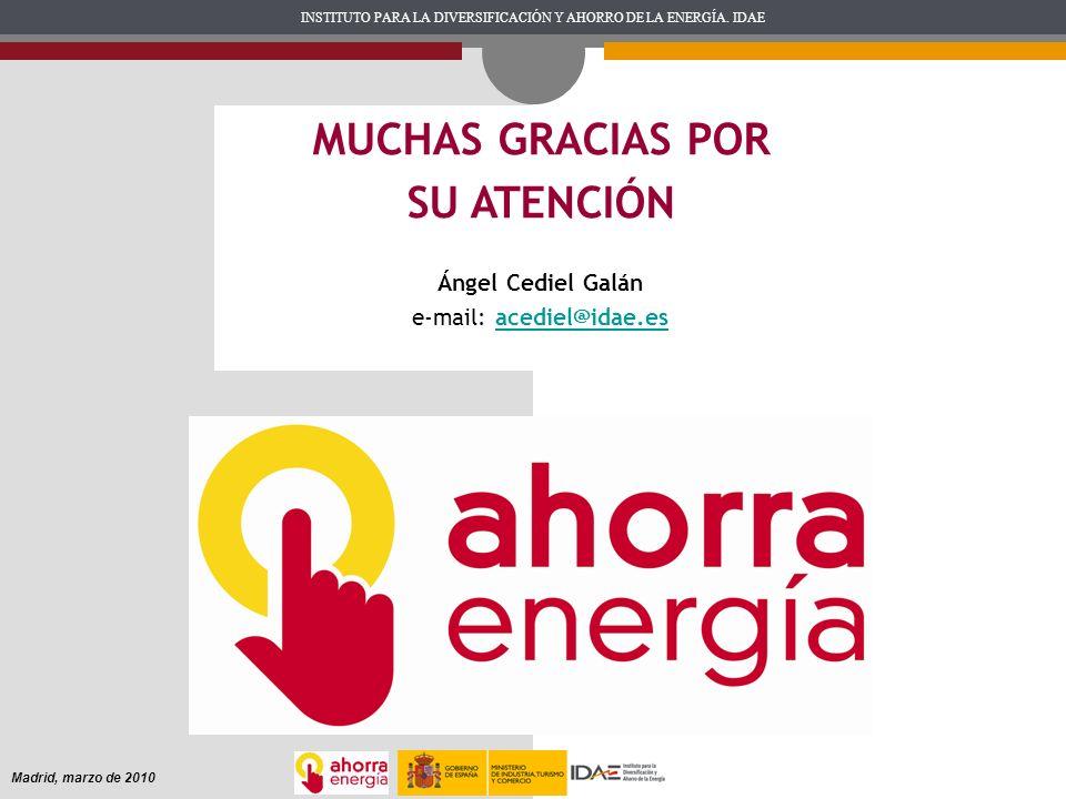 e-mail: acediel@idae.es