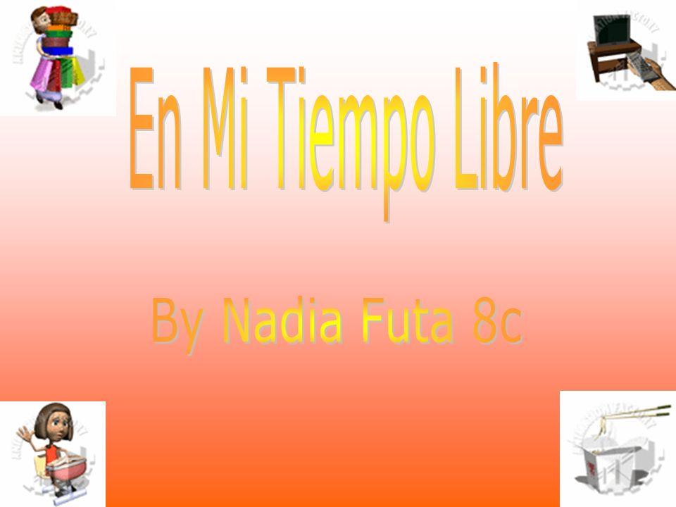 En Mi Tiempo Libre By Nadia Futa 8c