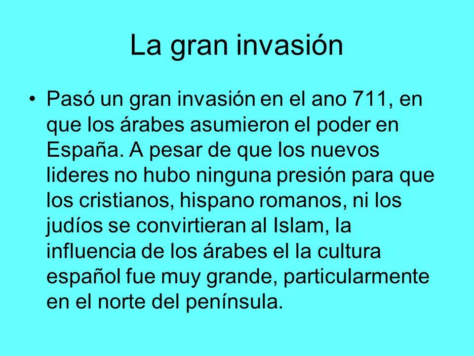 La gran invasión