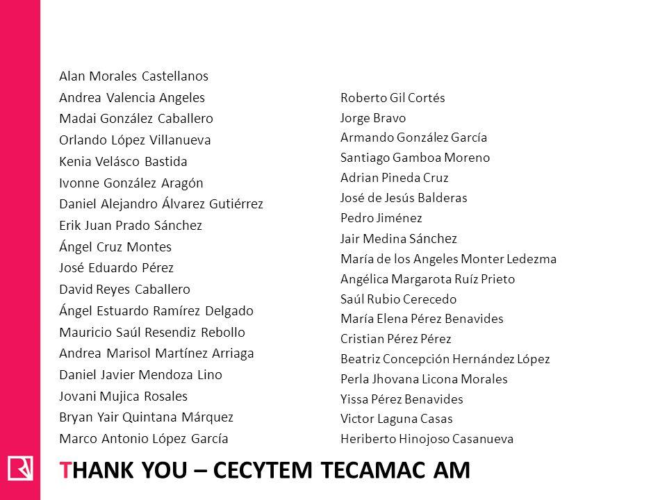 Thank you – cecytem tecamac am