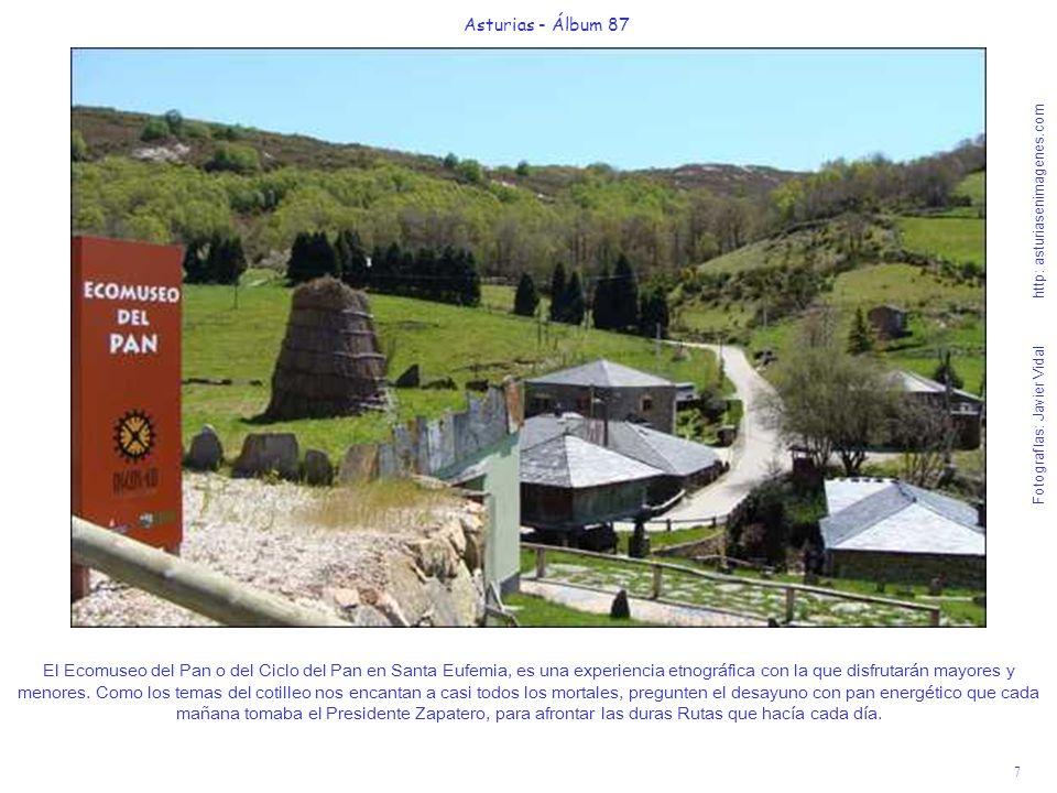 Asturias - Álbum 87 Fotografías: Javier Vidal http: asturiasenimagenes.com.
