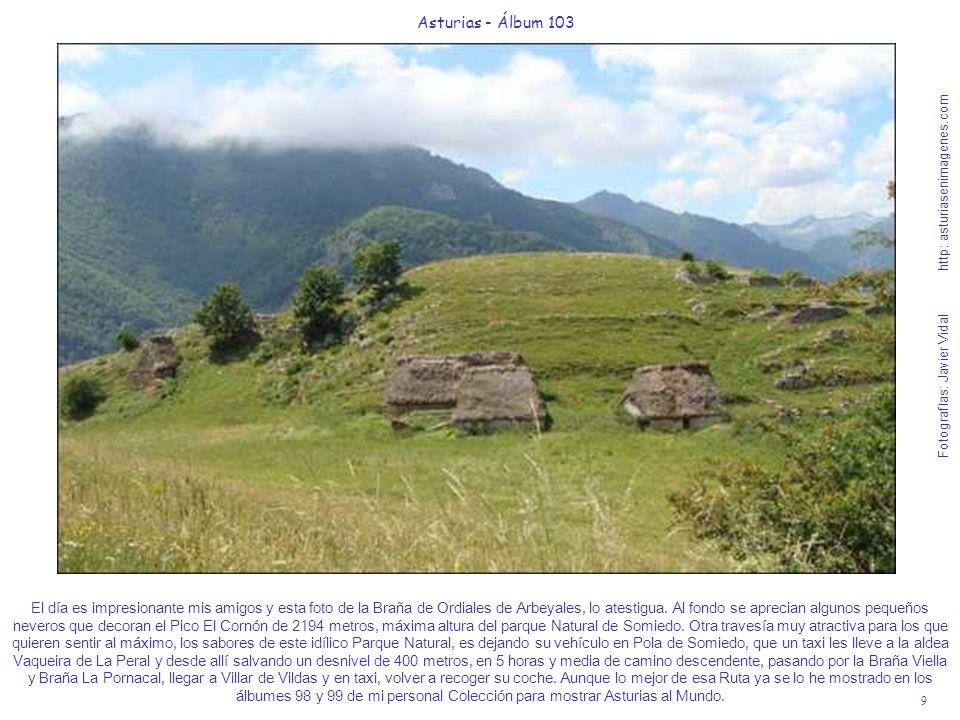 Asturias - Álbum 103 Fotografías: Javier Vidal http: asturiasenimagenes.com.