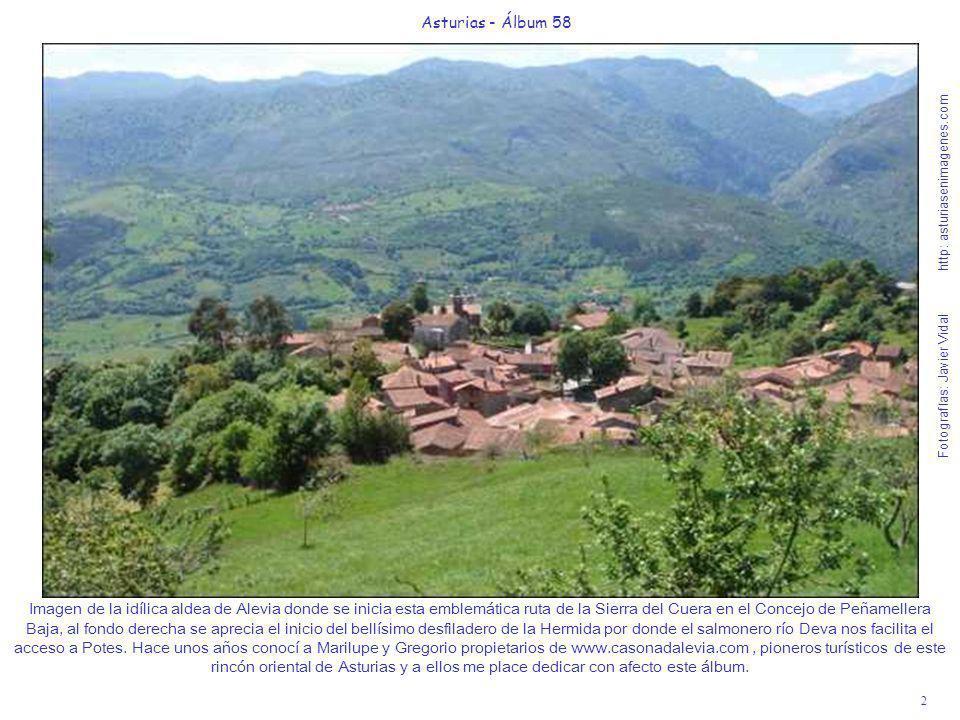 Asturias - Álbum 58 Fotografías: Javier Vidal http: asturiasenimagenes.com.