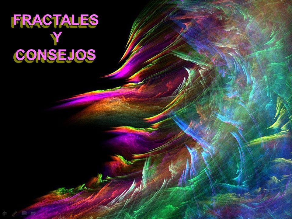 FRACTALES Y CONSEJOS