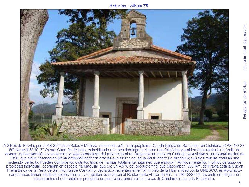 Asturias - Álbum 75 Fotografías: Javier Vidal http: asturiasenimagenes.com.