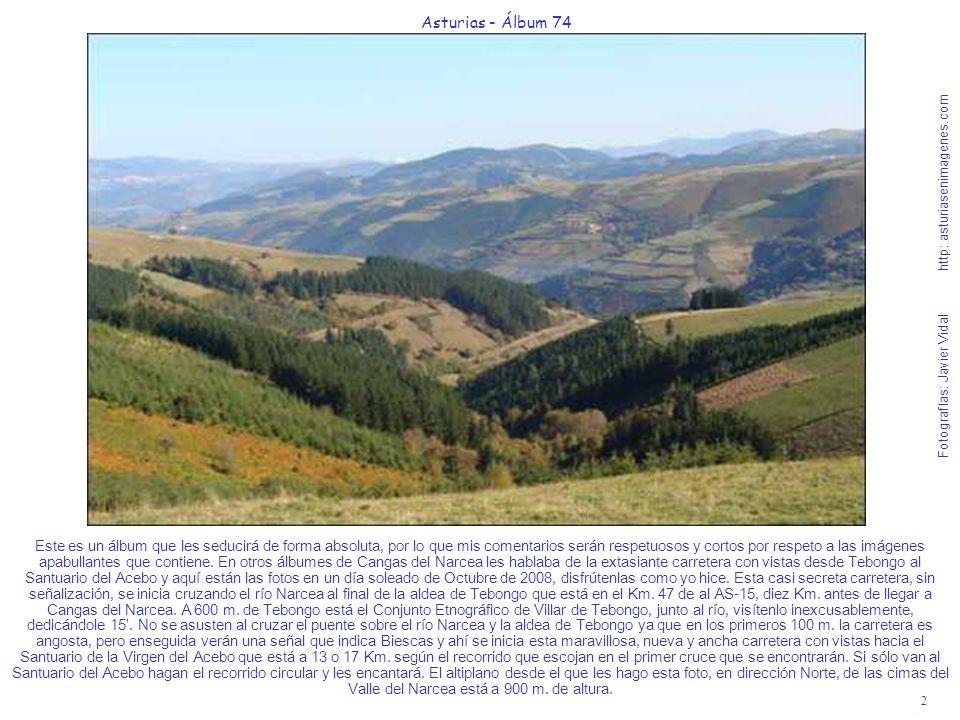 Asturias - Álbum 74 Fotografías: Javier Vidal http: asturiasenimagenes.com.
