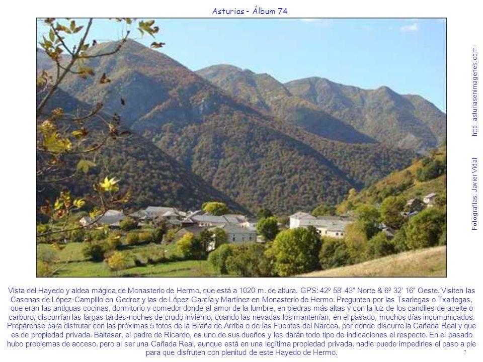 Asturias - Álbum 74Fotografías: Javier Vidal http: asturiasenimagenes.com.