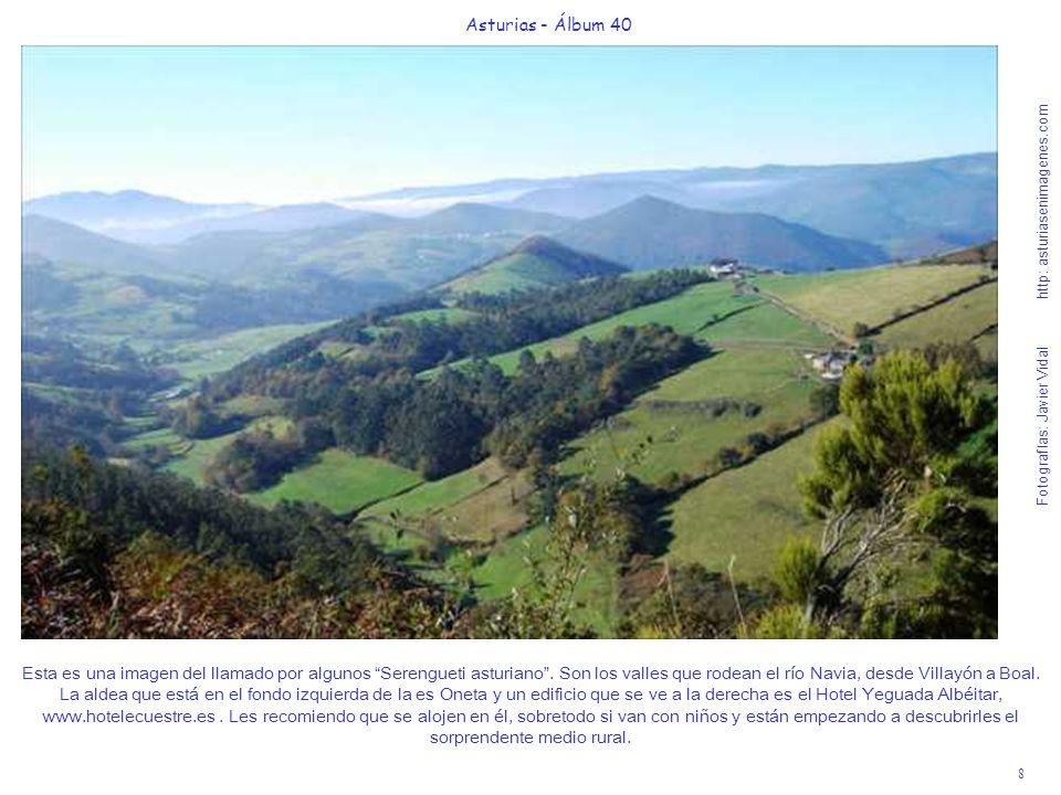 Asturias - Álbum 40
