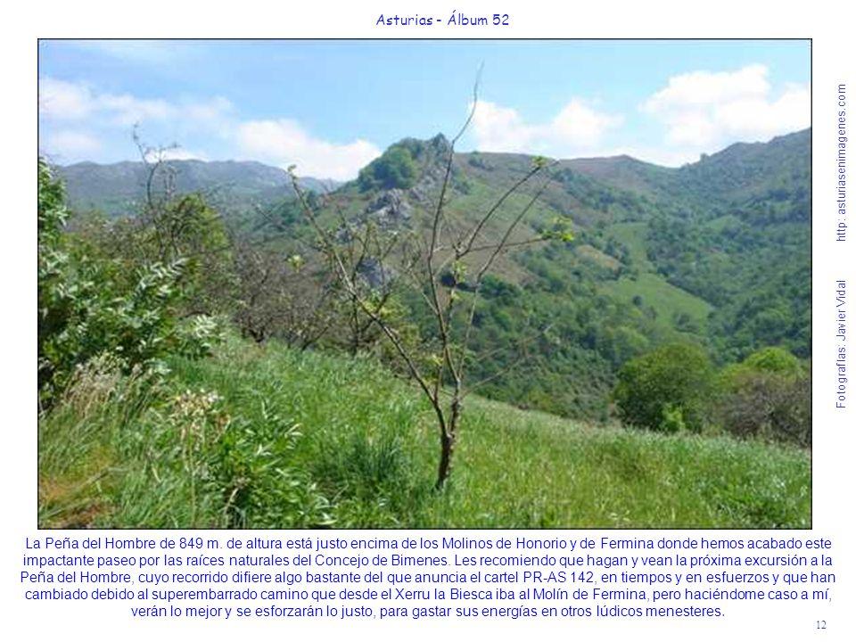 Asturias - Álbum 52 Fotografías: Javier Vidal http: asturiasenimagenes.com.