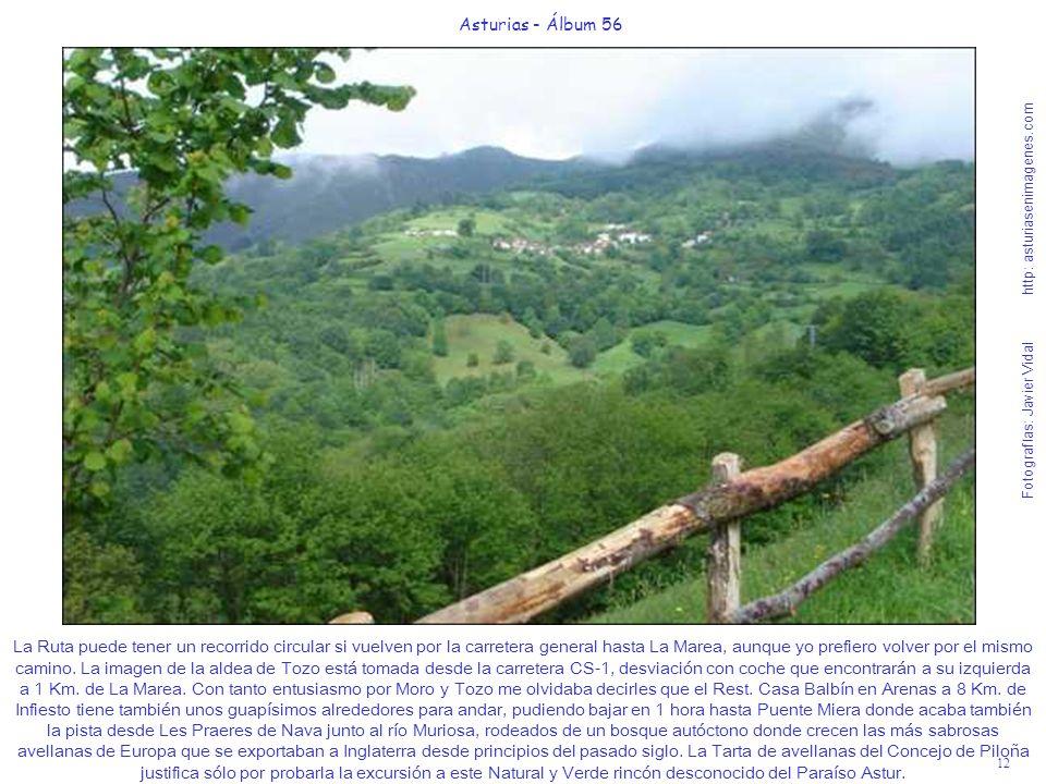 Asturias - Álbum 56 Fotografías: Javier Vidal http: asturiasenimagenes.com.