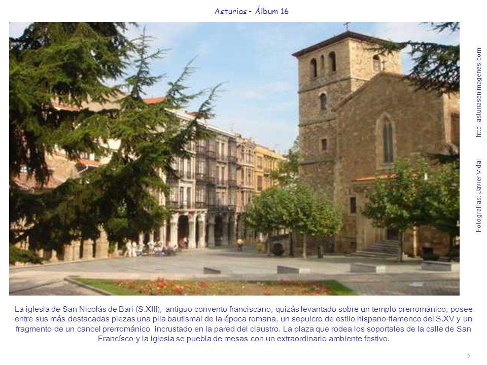 Asturias - Álbum 16