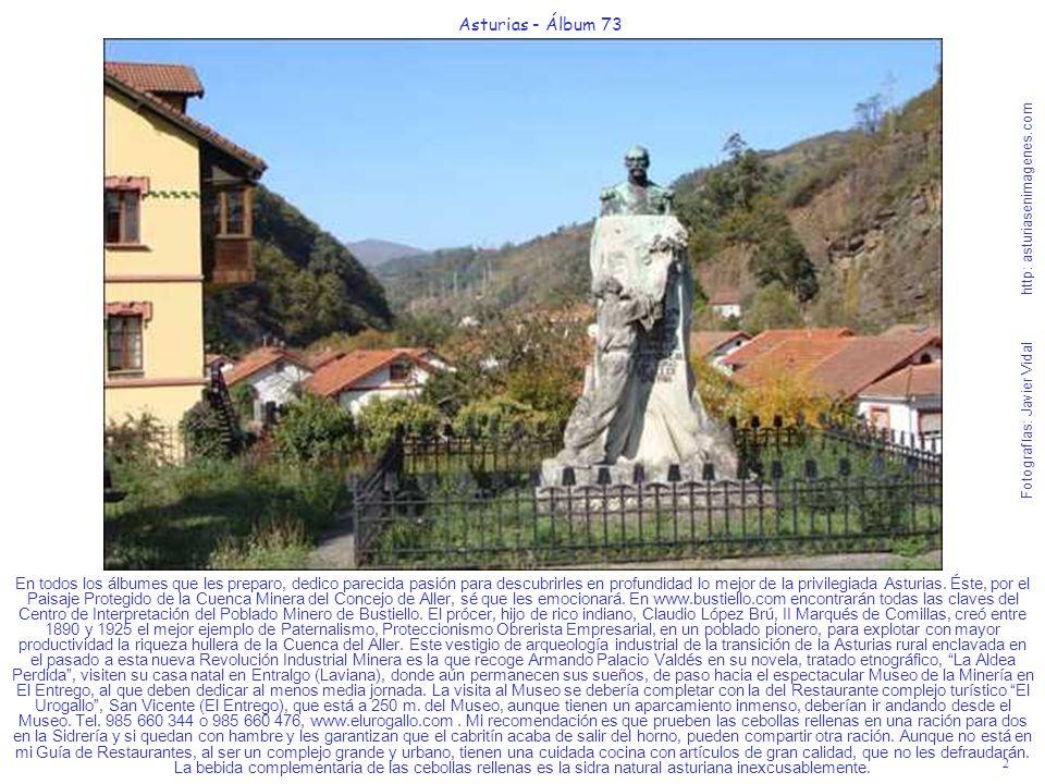 Asturias - Álbum 73 Fotografías: Javier Vidal http: asturiasenimagenes.com.
