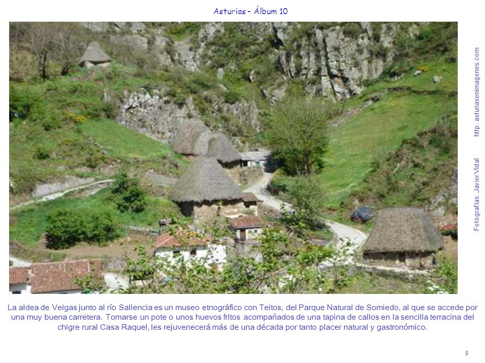 Asturias - Álbum 10