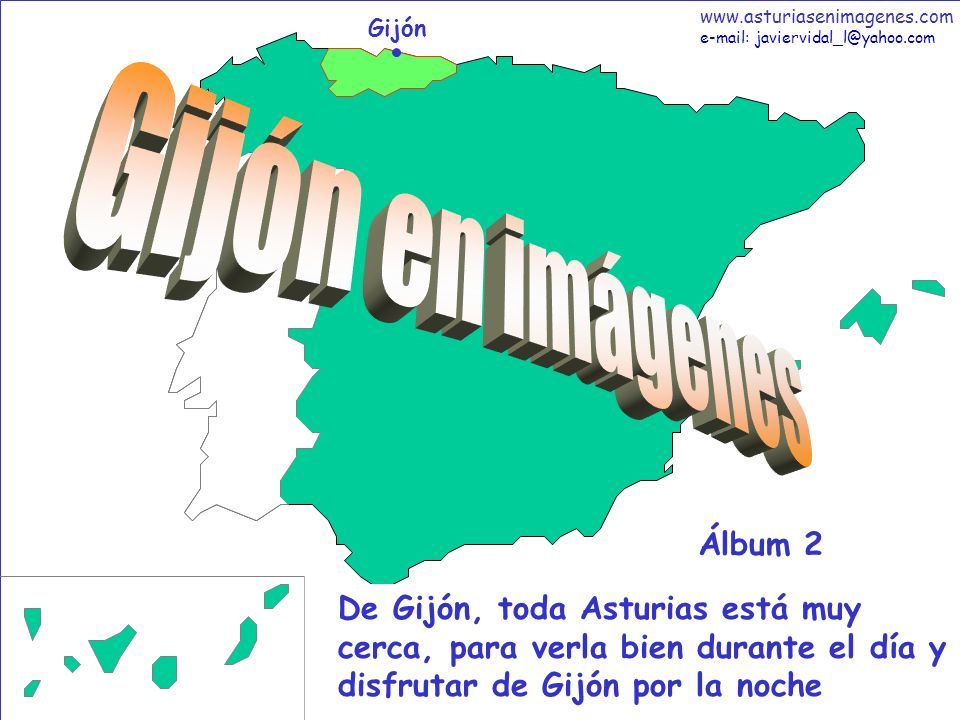 Gijón en imágenes Álbum 2