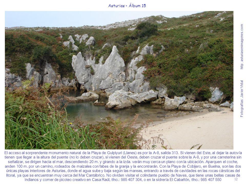 Asturias - Álbum 15