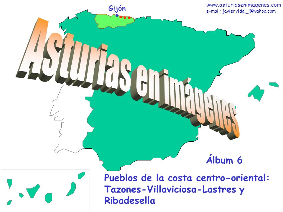 Asturias en imágenes Álbum 6