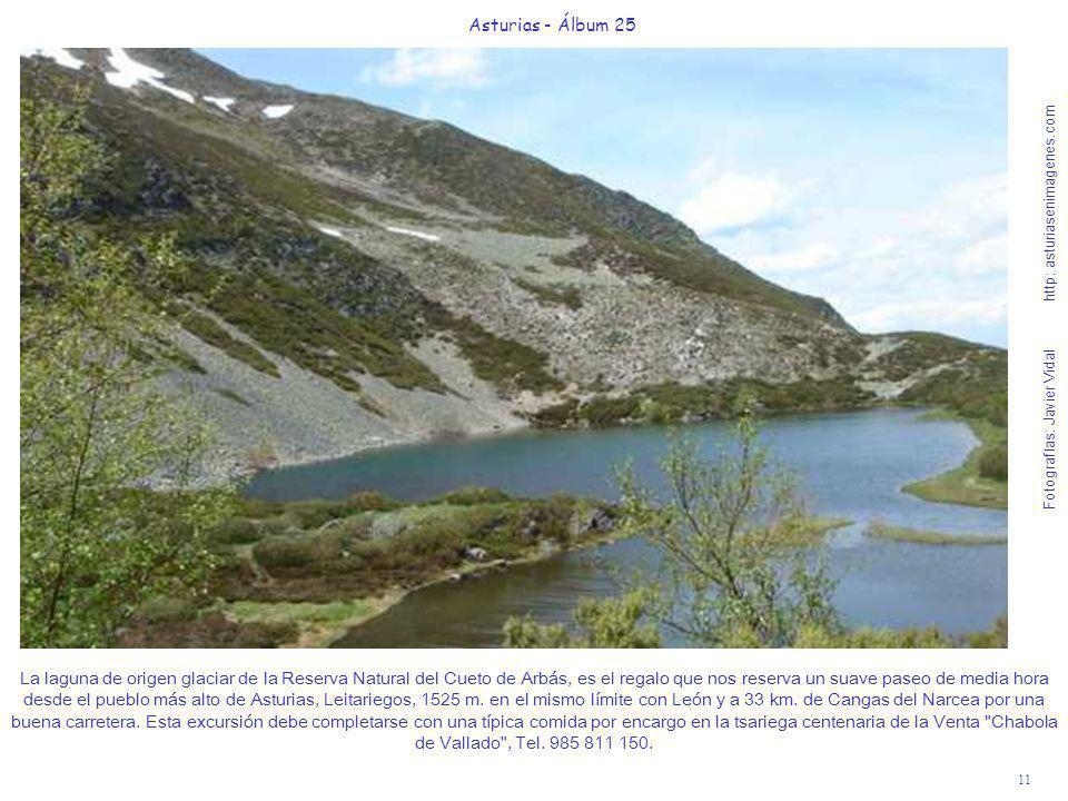 Asturias - Álbum 25