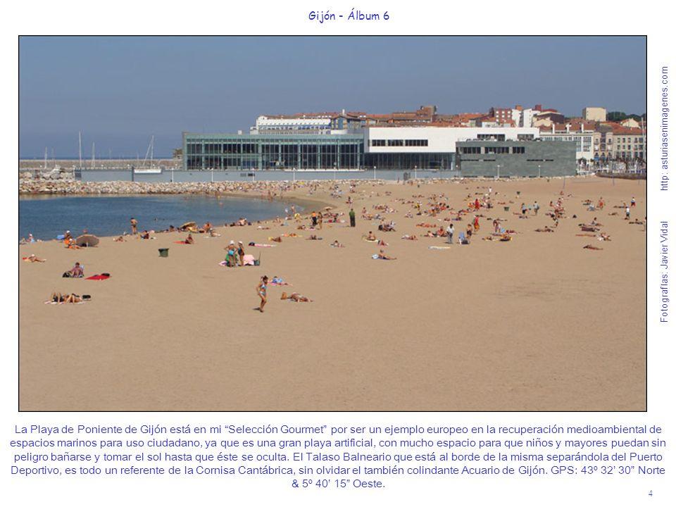 Gijón - Álbum 6