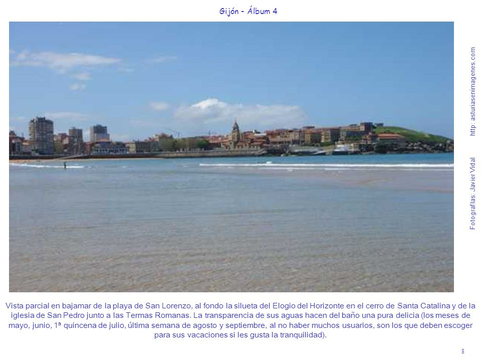 Gijón - Álbum 4