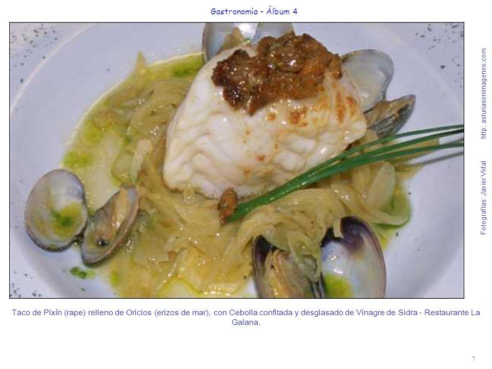 Gastronomía - Álbum 4