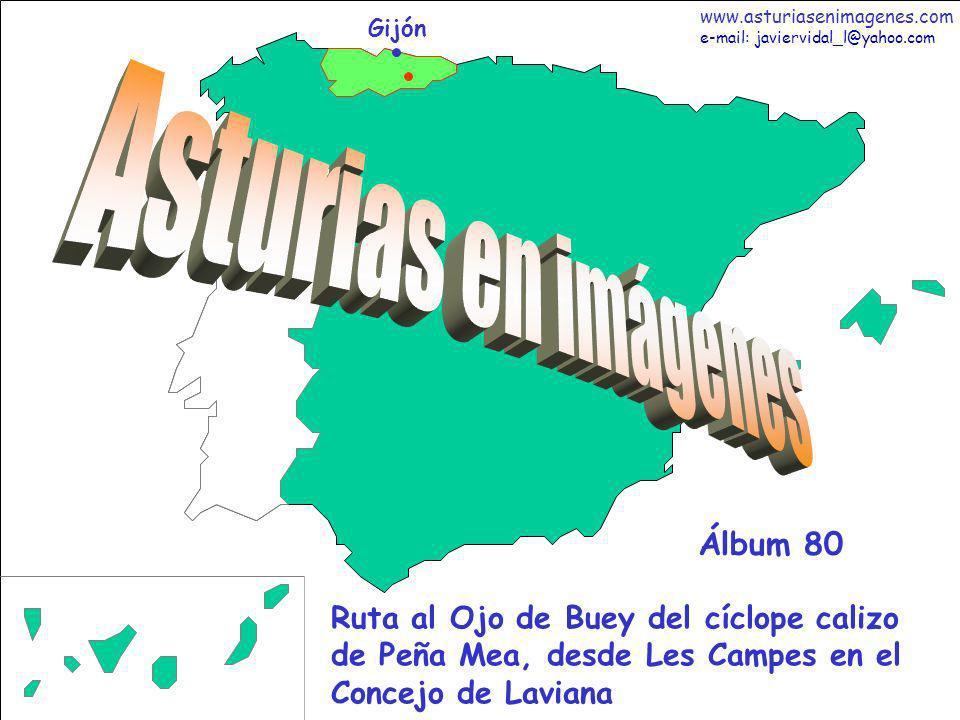 Asturias en imágenes Álbum 80