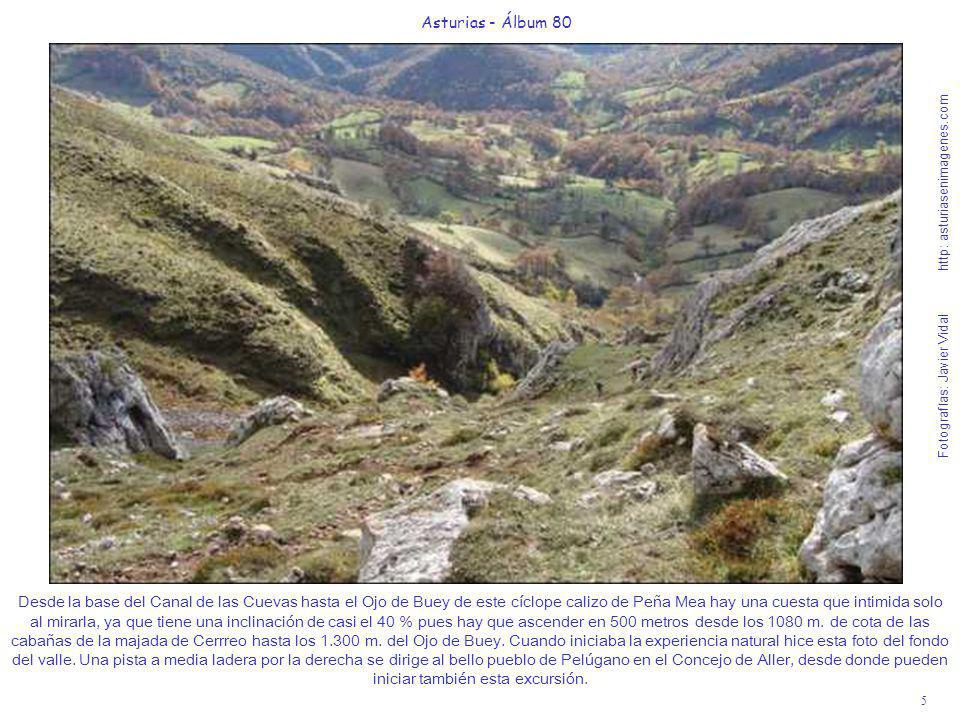 Asturias - Álbum 80Fotografías: Javier Vidal http: asturiasenimagenes.com.